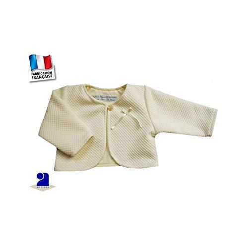 France Cm 6 Mois 2ans 86 Poussin Court Couleur 2 Bleu Boléro Taille Ivoire Cérémonie Ans Made Baptême In vnccRfHW1q