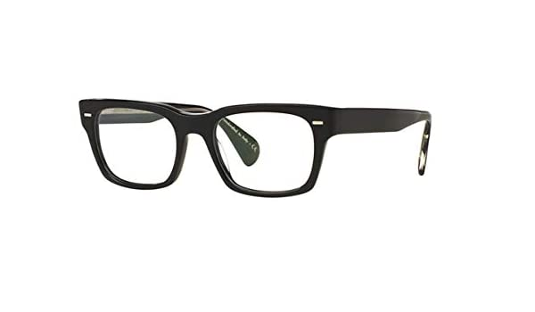 b273d231215 Amazon.com  Oliver Peoples RYCE OV5332U - 1492 Eyeglass Frame BLACK 51MM   Clothing