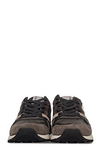Crime Verde Sneakers Pelle Uomo London 11400ks183 8n8r1Oaq