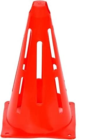 -Orange Pop up cone 9 Inch