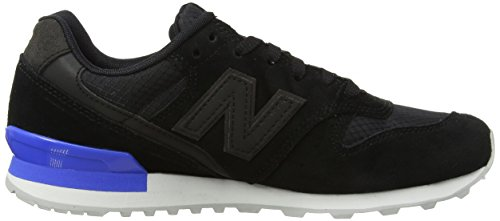 New Balance Wr996, Sneaker Donna Nero (Black)