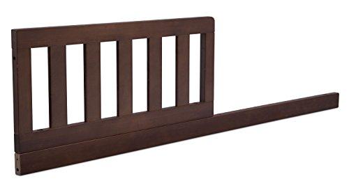 Serta Daybed/Toddler Guardrail Kit #707725, Walnut Espresso