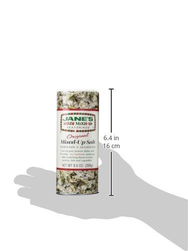 Jane's Krazy Mixed-Up Original Salt Blend 9.5 oz (Pack of 3) by Jane S (Image #5)