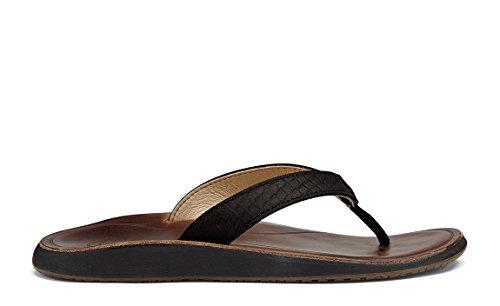 Sandalo Olukai Pua - Donna Nero / Fagiolo