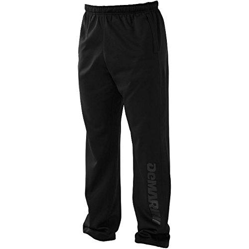 DeMarini Men's Fleece Pant, Black, Large