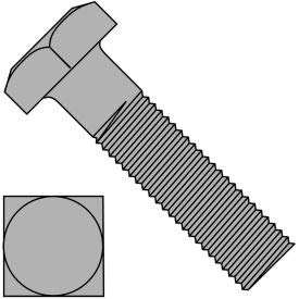 1//2-13X3 Square Machine Bolt Plain Pkg of 150