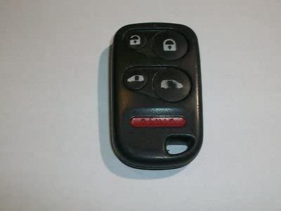 FCC ID: OUCG8D-440H-A, P//N: G8D-440H-A, 72147-S0X-A02 OEM Electronic 5-Button Key Fob Remote Compatible With 2001-2004 Honda Odyssey
