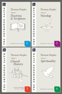 (The Orthodox Faith 4-Volume Set (Updated) )