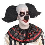 Scary Carnival Freak Show Costumes - amscan Freak Show Clown Wig One