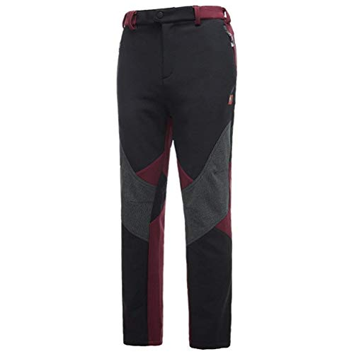 Per Uomo Impermeabili Da Pantaloni Antivento Trekking Softshell 88 In Viaggio Bobo Rot Esterno q46xYRt