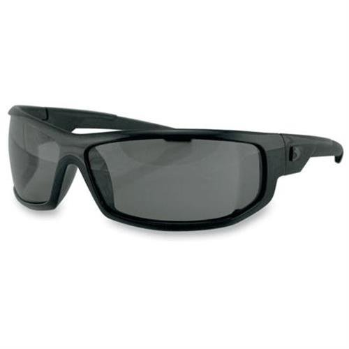 Bobster Eyewear Axle Sunglasses W/ Smoke Lens Eaxl001