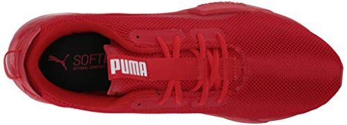 PUMA Men's Cell Phase Sneaker, High Risk red-high Risk Red, 10.5 M US