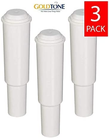 GoldTone Brand Jura White Water Filters (3)