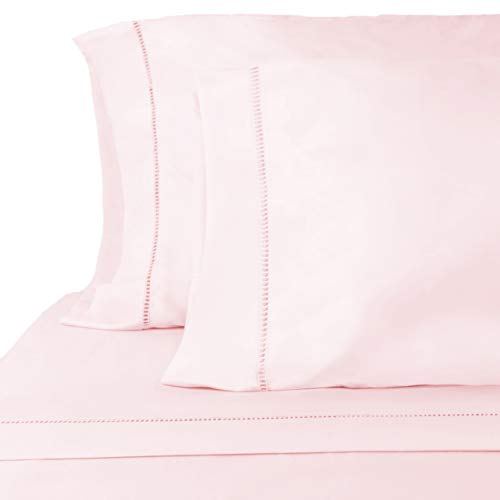 ViscoSoft Grace Premium Microfiber Pink Sheet Set Full - 16