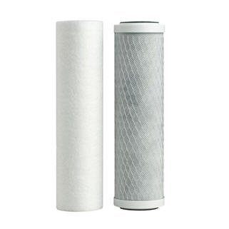 HYDRO-LOGIC REVERSE OSMOSIS STEALTH SMALL BOY 100 200 CARBON SEDIMENT FILTERS REPLACEMENT FILTER PACK NSF CERTIFIED by CFS
