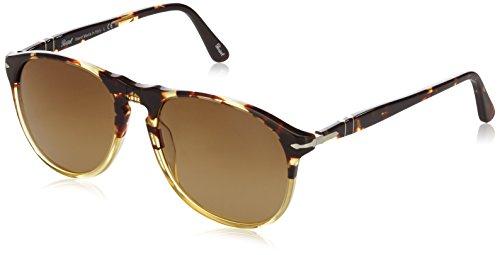 Ebano Unisex de Gold Adulto Sol 1024m2 E Gafas Persol O4qP4