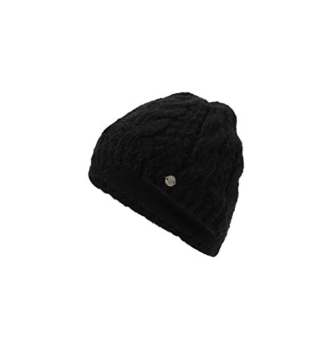 Spyder Women's Temptress Hat, Black/Black, One ()