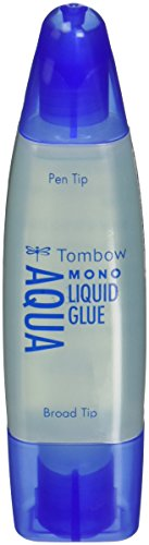 - Bulk Buy: Tombow Mono Aqua Liquid Glue 10 Piece Display 1.69 Ounces 52180 (10-Pack)