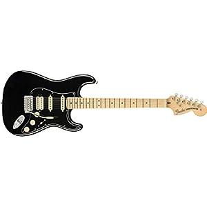 American Performer Stratocaster HSS MN (Black)