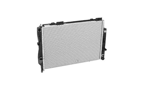 Mercedes Benz E-Class Replacement Radiator With Automatic Transmission