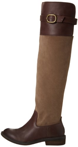 Lucky Women's Nivo Harness Boot,Brindle,8 M US