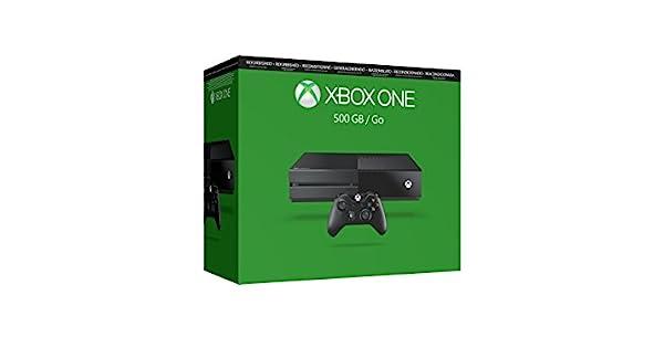 Xbox One 500 Gb [Ricondizionato Certificato] [Importación Italiana]: Amazon.es: Videojuegos