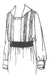 1915 dress - 1