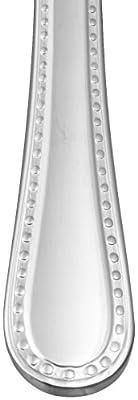 AmazonBasics 65-Piece Stainless Steel Flatware Set