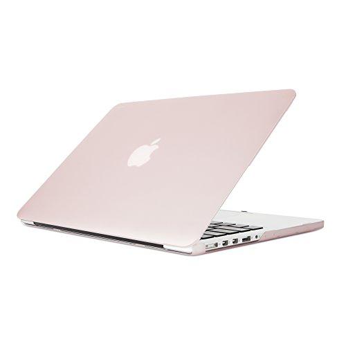 Moshi iGlaze Hard Case for MacBook Pro Retina 13'' ( 2012-2015 ) (Champagne Pink) by Moshi