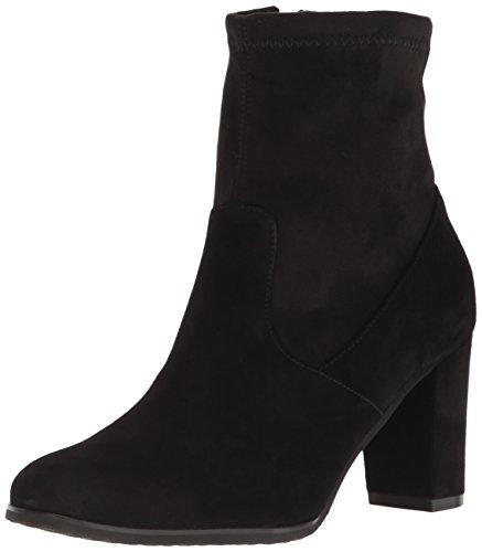 Suede Bootie Waterproof Blondo Kelly Ankle Women's Black wx47S