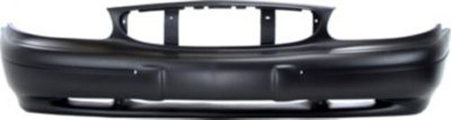 Crash Parts Plus Primed Front Bumper Cover Replacement for 1997-2003 Buick Century