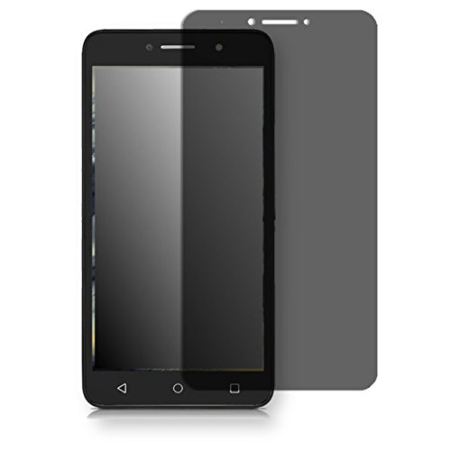 Golebo Screen Film for Privacy protection black for Alcatel Pixi 4 6 Zoll 4G - PREMIUM QUALITY