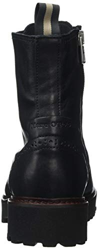 Black 990 Femme Bootie O'Polo Bottines Noir Marc HqXpnSw