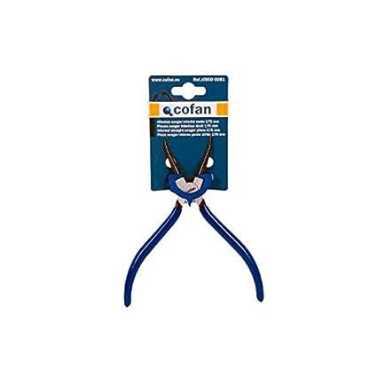 Cofan 09600261 - Alicates circlips para anillos exterior recto (175 mm, seeger): Amazon.es: Bricolaje y herramientas