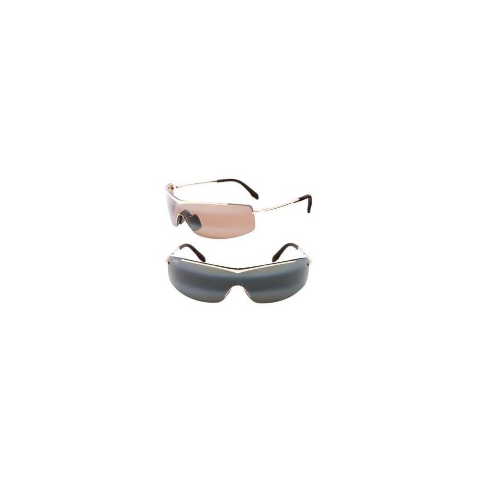 Maui Jim Sandbar Sunglasses Gold, One Size