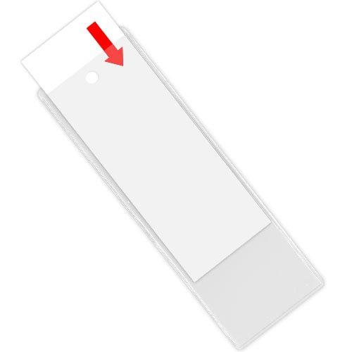 Storesmart 174 Plastic Bookmark Covers Holders With Tassle