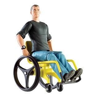 Avatar RDA Jake Sully Action Figure