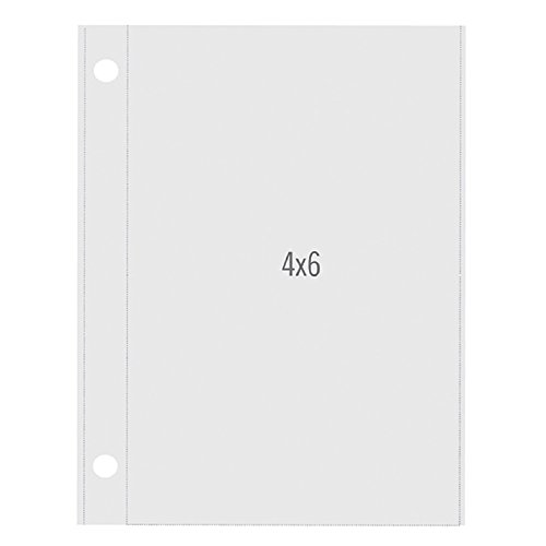 (Simple Stories Snatp Pocket Pages with Vertical Pocket Binders (10 Pack), 4