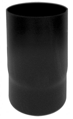 Tubo 0,25 mt dn 140 esmaltado pintado 600 grados para estufa de pellets o