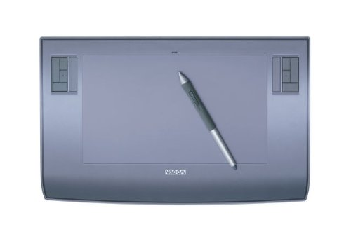 Wacom PTZ631W Intuos3 6x11 Wideformat USB tablet for, used for sale  Delivered anywhere in USA