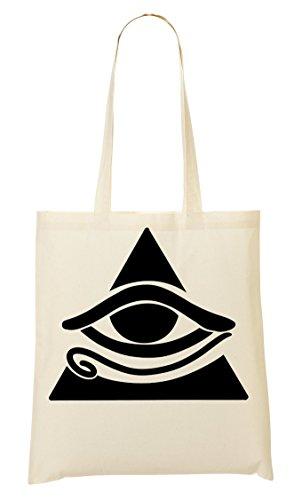 Illuminati De Bolsa De Bolso La Compra Mano ShutUp ZwXdpdq