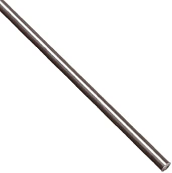 Stainless Steel 316 Round Rod, Annealed Temper, ASTM A276