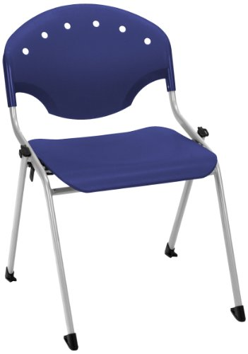 OFM Rico Armless Stacking Chair - Multipurpose 18
