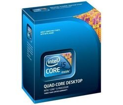 Intel Core i5-760 Processor 2.8 GHz 8 MB Cache Socket LGA1156 (I5 Processor Cooler compare prices)