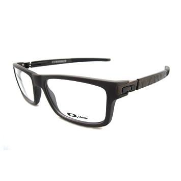 f702fe7c79 Amazon.com  Oakley OX8026-02 Currency Eyeglasses-Flint-54mm by ...