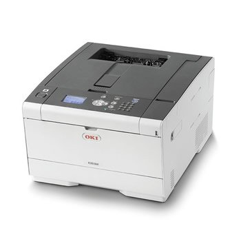 OKI 62447101 C 532dn Workgroup Printer Gray/White