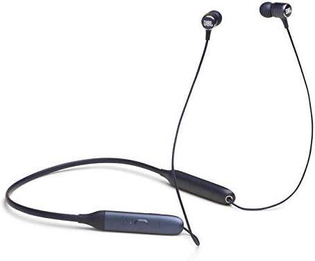 Jbl Live 220bt Kabellose In Ear Kopfhörer In Blau Elektronik