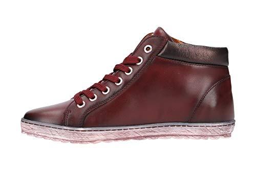Lagos Pikolinos 901 Rot Collo A Alto i18 Sneaker Donna TFfqFd4w