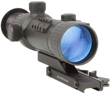 Night Optics USA Spartan 520 2.8X Gen 2+ Night Vision Riflescope NS Night Vision Scopes