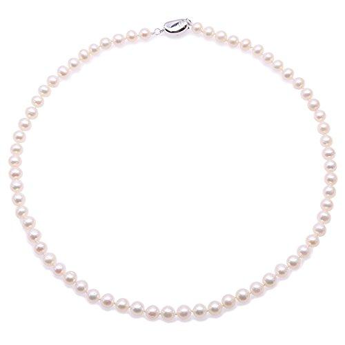 JYX Pearl Necklace AAA...